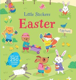 EDC Publishing Little Stickers: Easter
