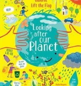 EDC Publishing Lift-the-Flap: Looking after our Planet