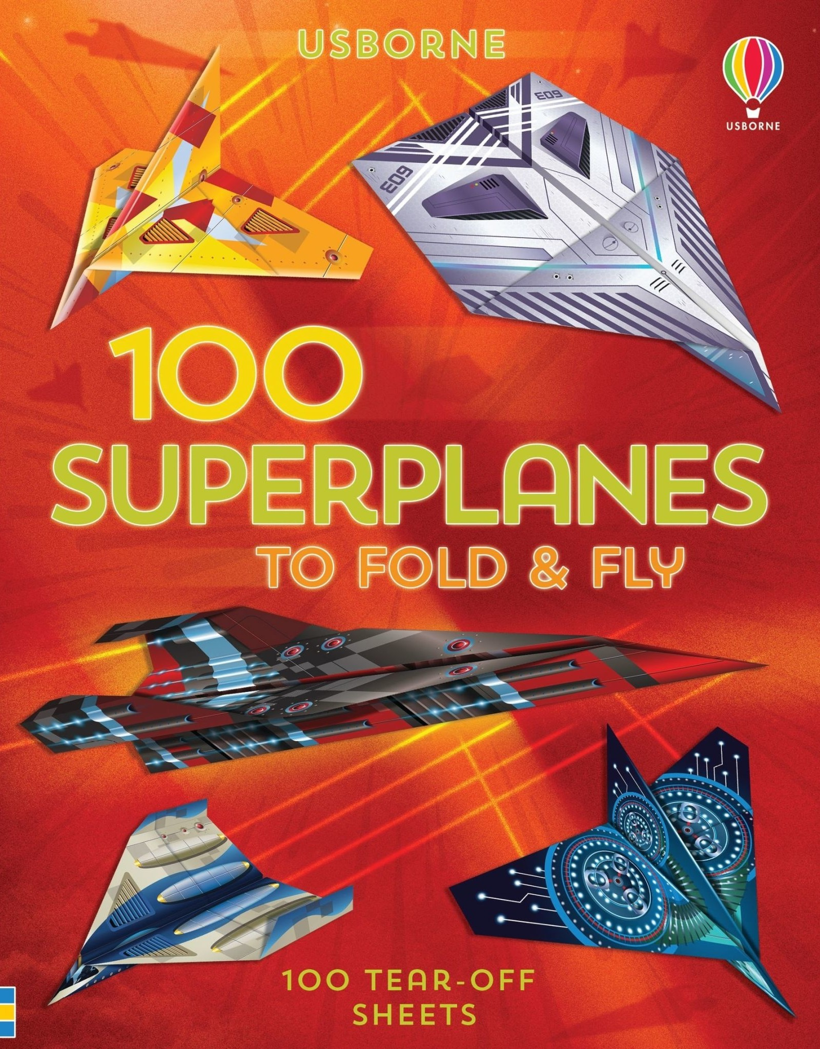 EDC Publishing 100 Superplanes to Fold and Fly