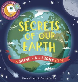 EDC Publishing Shine-A-Light, Secrets of Our Earth