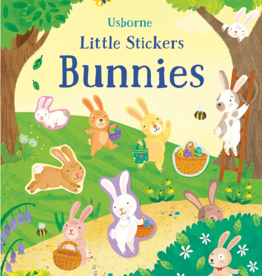 EDC Publishing Little Stickers: Bunnies