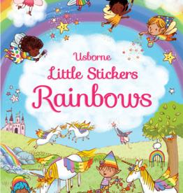 EDC Publishing Little Stickers: Rainbows