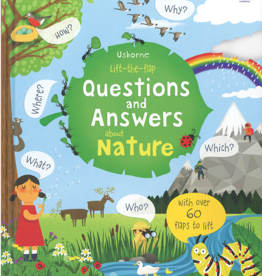 EDC Publishing Lift-the-Flap: Q&A About Nature