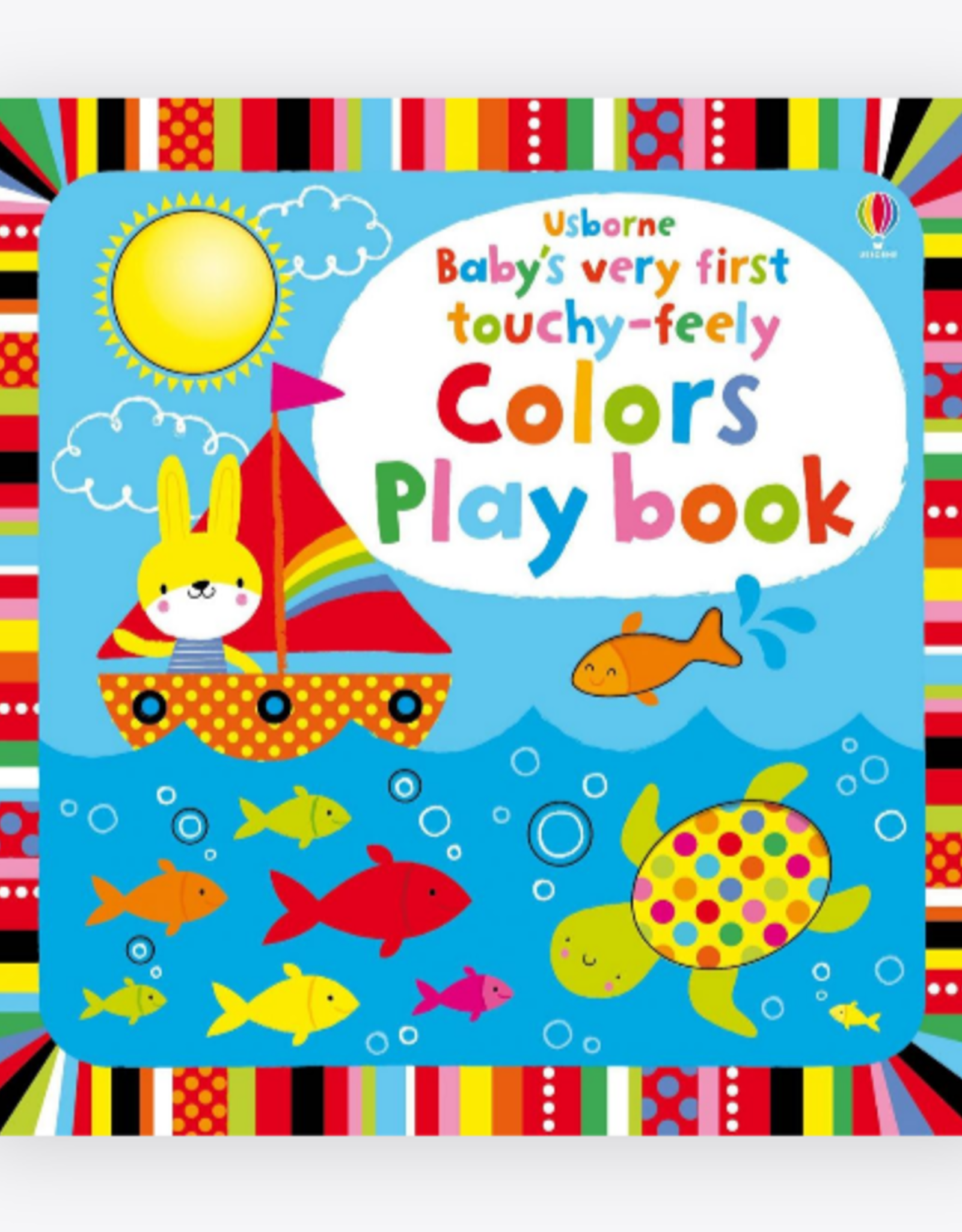 EDC Publishing Baby's Very First Touchy-Feely Colors