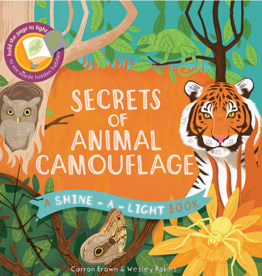 EDC Publishing Shine-A-Light, Secrets of Animal Camoflage