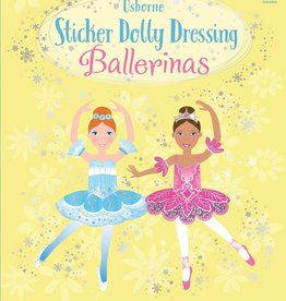 EDC Publishing Sticker Dolly Dressing: Ballerinas