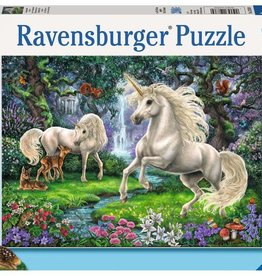 Ravensburger 200 pc Puzzle: Mystical Unicorns