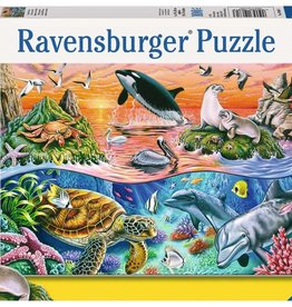 Ravensburger 100pc Puzzle: Beautiful Ocean