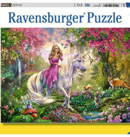 Ravensburger 100pc Puzzle: Magical Ride
