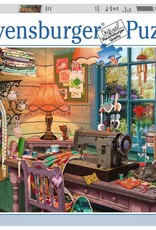 Ravensburger 1000 pc Puzzle: The Sewing Shed
