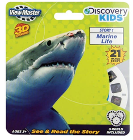 Schylling View-Master Discovery Kids Marine Life Reels