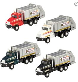 Schylling Diecast: Sanitation Truck