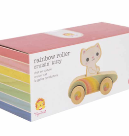 Schylling Rainbow Roller: Crusin Kitty