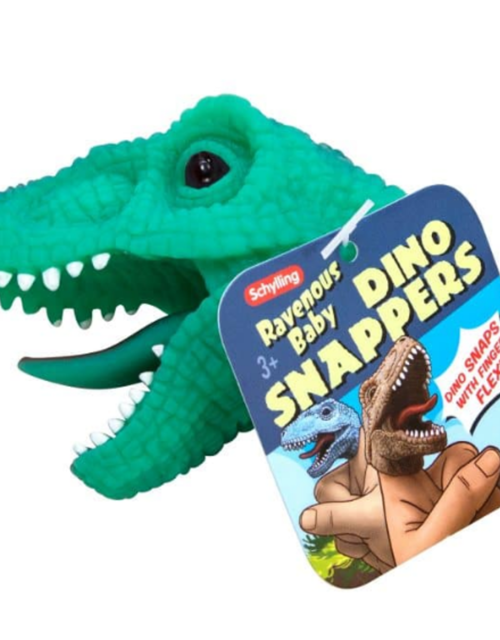 Schylling Baby Dino Snapper