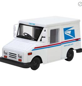 Schylling Diecast: Mail Truck