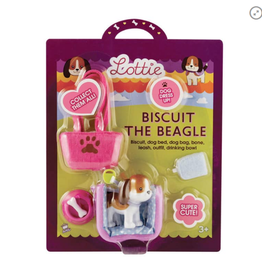Schylling Lottie: Biscuit the Beagle