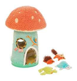 The Manhattan Toy Company Toadstool Cottage Fill & Spill