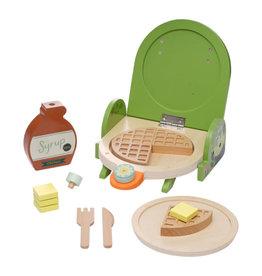 The Manhattan Toy Company Ribbit Waffle Maker