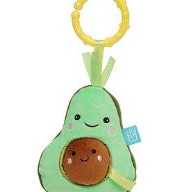 The Manhattan Toy Company Mini-Apple Farm Avocado Take Along Toy