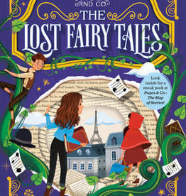 Random House/Penguin Pages & Co.: The Lost Fairy Tales