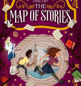 Random House/Penguin Pages & Co.: The Map of Stories