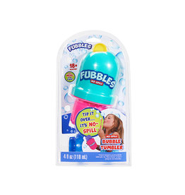 Little Kids Fubbles No-Spill Bubble Tumbler-4oz