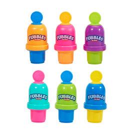 Little Kids Fubbles No-Spill Bubble Tumbler Minis-2oz