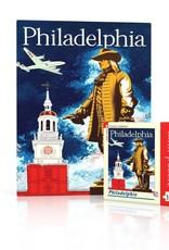New York Puzzle Company 100pc puzzle: Philadelphia Mini