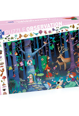 Djeco 100pc Observation: Enchanted Forest
