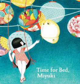 Chronicle Books Time for Bed, Miyuki