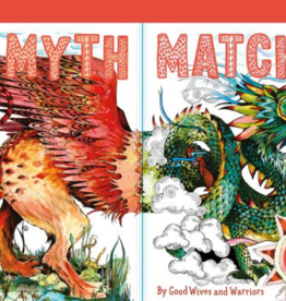 Chronicle Books Myth Match: A Fantastical Flipbook of Extraordinary Beasts