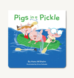 Chronicle Books Pigs in a Pickle