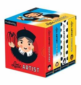 Chronicle Books Little Artist Board Book Set