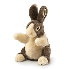 Folkmanis Puppet: Baby Dutch Rabbit