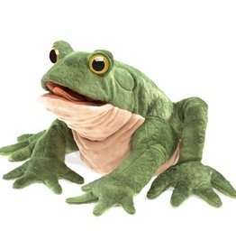 Folkmanis Puppet: Toad