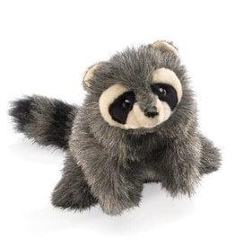 Folkmanis Puppet: Baby Raccoon