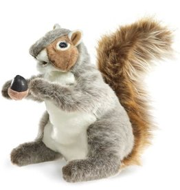 Folkmanis Puppet: Gray Squirrel
