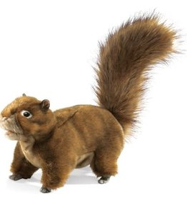 Folkmanis Puppet: Red Squirrel