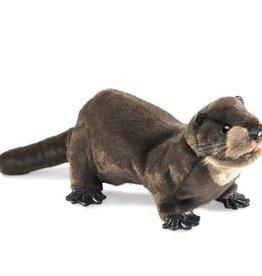 Folkmanis Puppet: River Otter