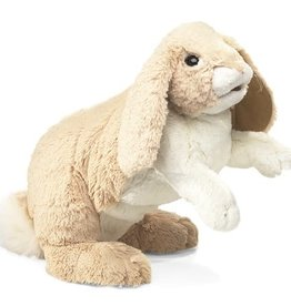 Folkmanis Puppet: Floppy Bunny Rabbit