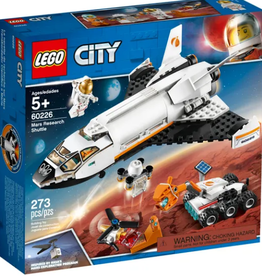 Lego LEGO: Mars Research Shuttle