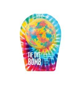 da BOMB Tie Dye Yellow Bomb