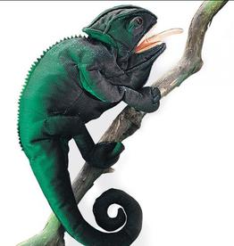 Folkmanis Puppet: Chameleon