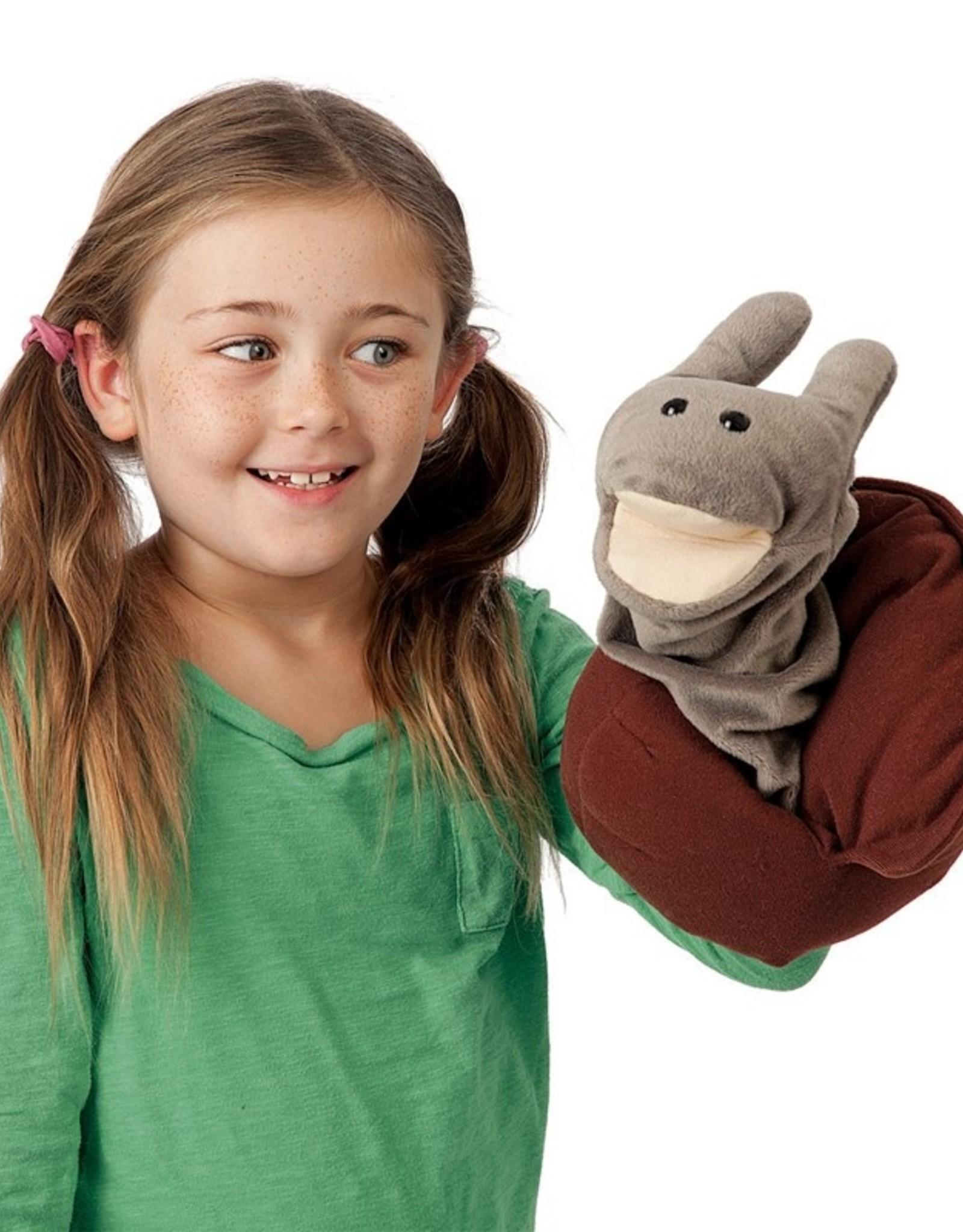 Folkmanis Puppet: Snail