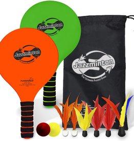 Funsparks Jazzminton Deluxe 3 in 1