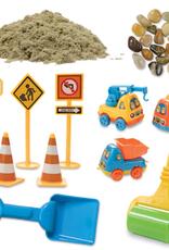 Faber-Castell Sensory Bin: Construction Zone