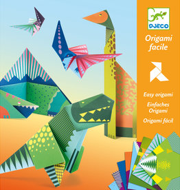 Djeco Origami: Dinosaurs