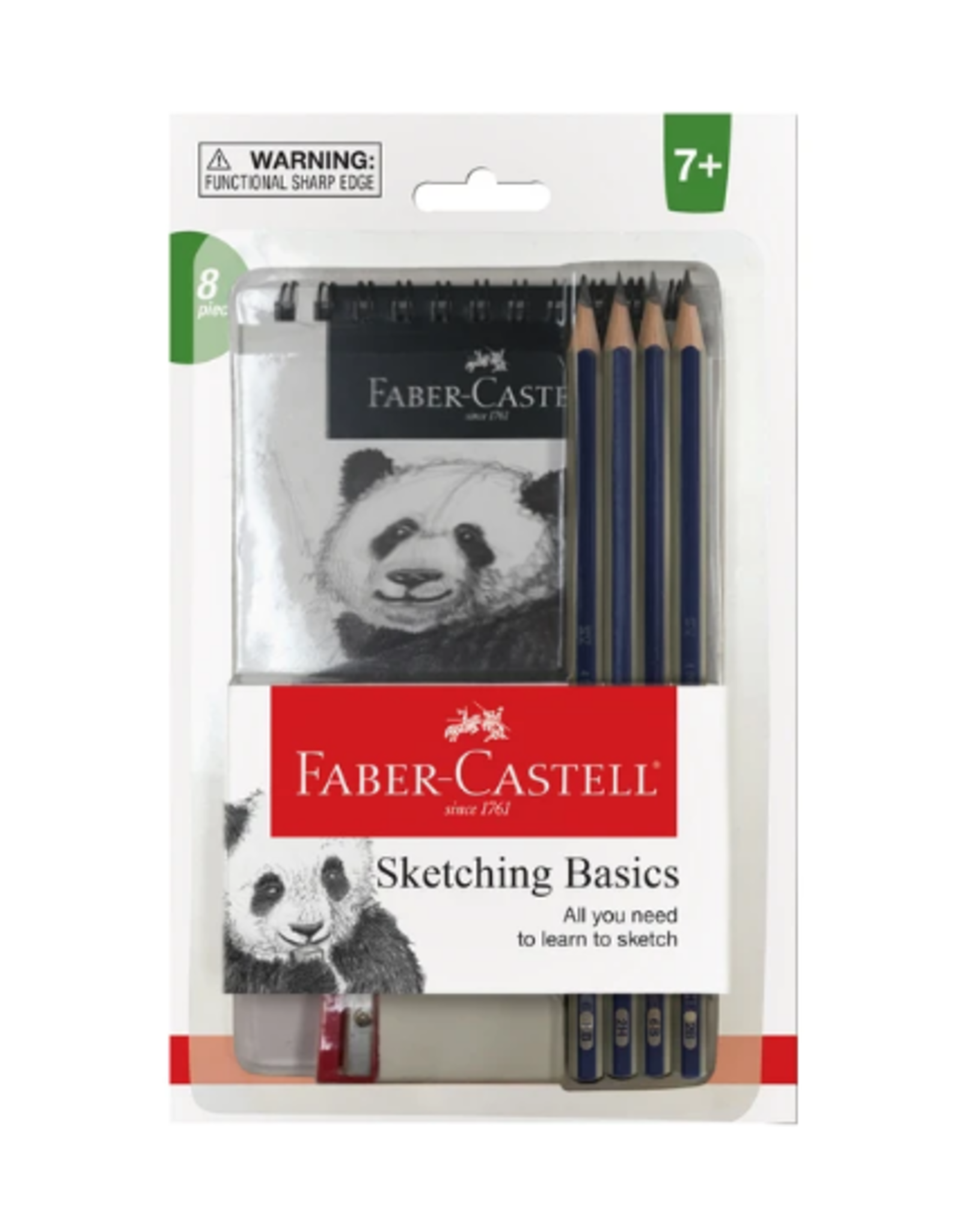 Faber-Castell Sketch Basics