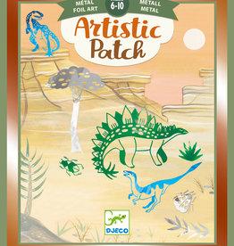 Djeco Artistic Patch: DinosaursMETAL