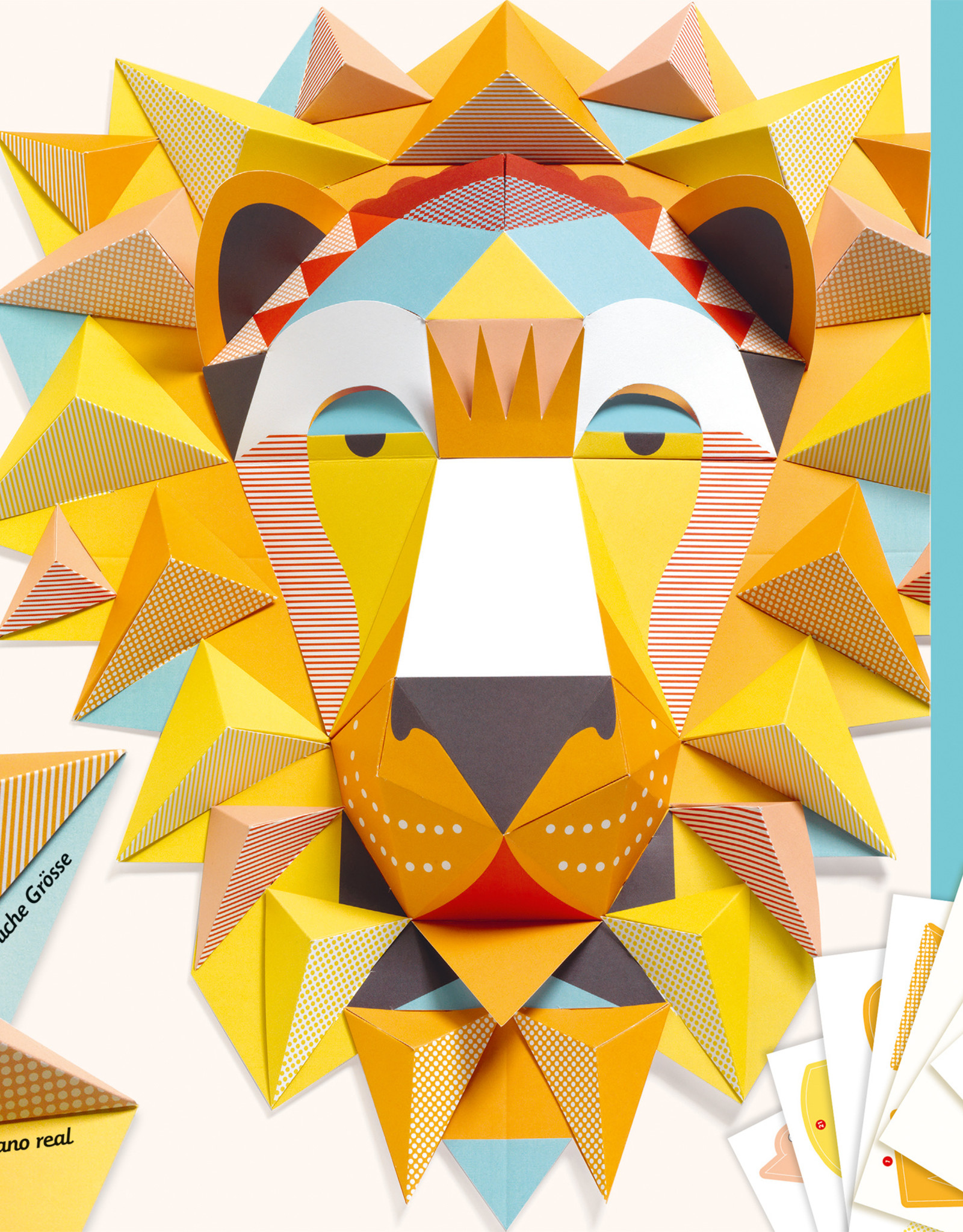 Djeco Paper Creation The King